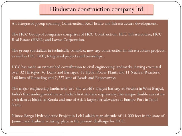 analysis of construction company india Bordon's construction company swot analysis profile additional information what is a swot analysis it is a way of evaluating the strengths, weaknesses .
