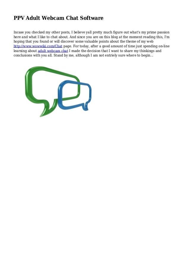MARCELLA: Adult webcam chatting