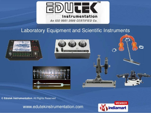 Laboratory Equipment and Scientific Instruments  © Edutek Instrumentation. All Rights Reserved  www.edutekinstrumentation....