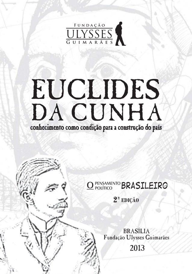 2 EDIÇÃO conhecimento como condição para a construção do país 2013
