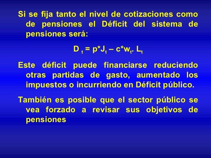 3. Efectos y problemas de laspensiones públicasLa Seguridad Social en España estáorganizada en un Régimen General y po...
