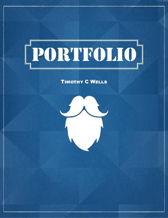 Portfolio Timothy C Wells