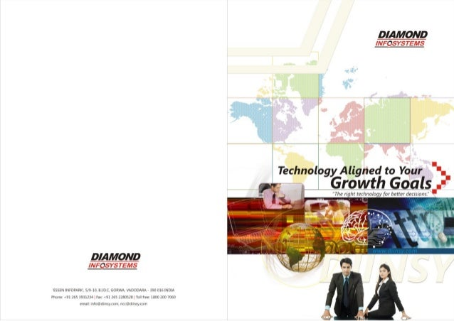 DIAMOND INFOSYSTEMS BROCHURE