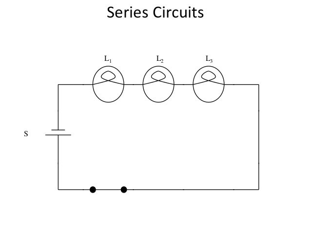13 b circuits in series and parallel