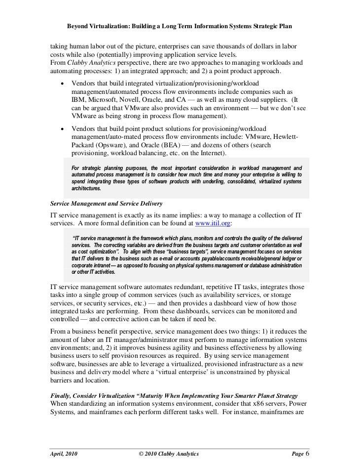 Term paper services virtualization