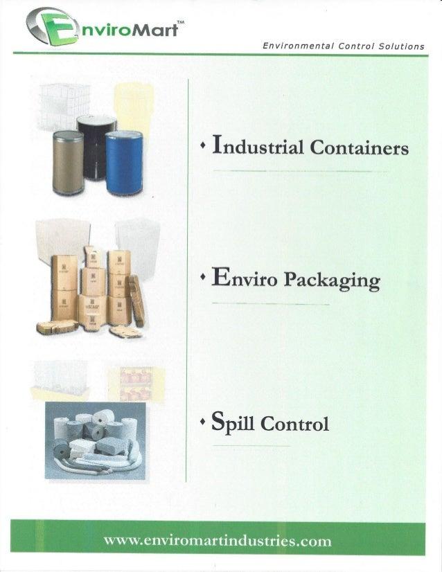 EnviroMart Brochure
