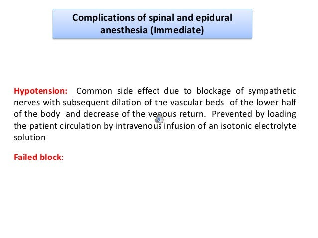 dural puncture epidural steroid injection