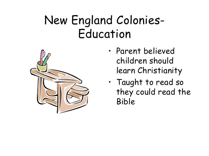 New England Colonies Food And Clothing