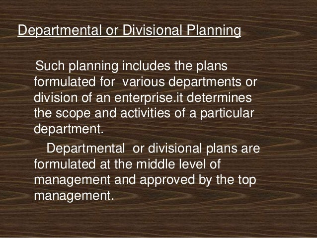 planinng and types of plans and Discover the benefits that strategic planning can bring your organization and  learn the key questions to ask in  financial goals are different for every  institution.