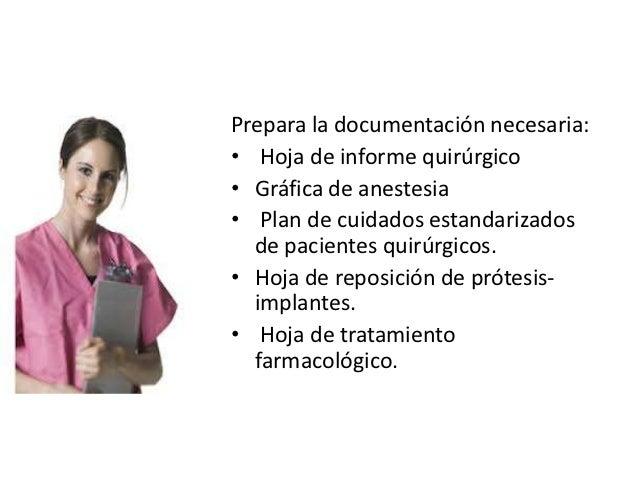13 deberes de la enfermera