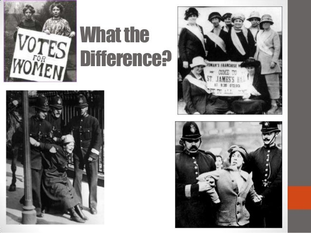 913 - Suffragettes and Suffragists Slide 3