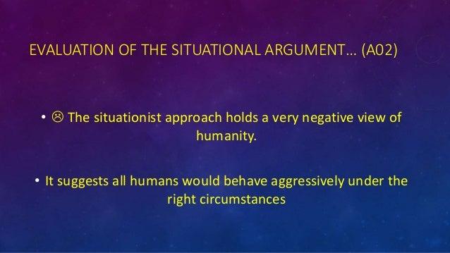 institutional aggression 24mark essay plan