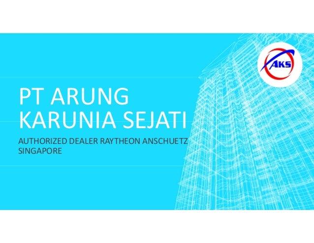 PT Arung karunia sejati company profile