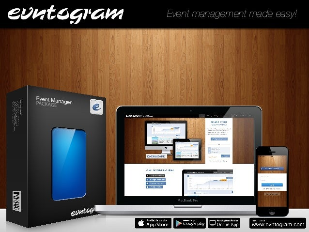 Event management made easy!