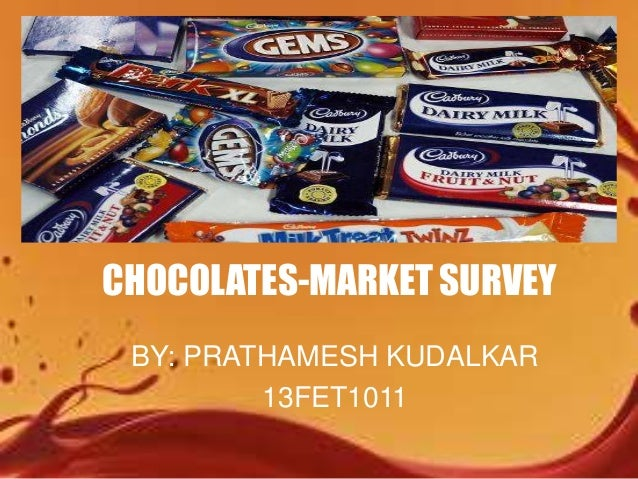 survey on chocolate What are your chocolate preferences it's been a few months since i first published the chocolate preferences survey results since then i've received more input from an all-female product review panel who filled out the survey (thank you).
