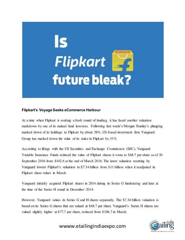 Flipkart's Voyage Seeks eCommerce Harbour
