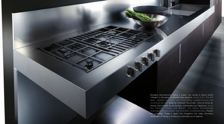 Cucina modello Free di Composit