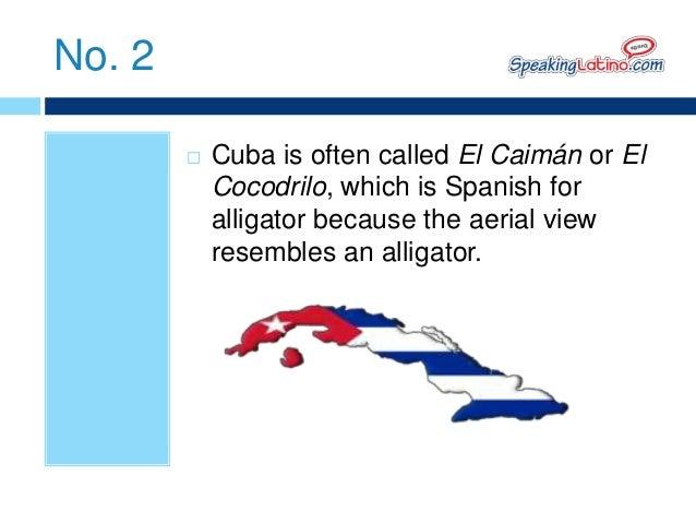 13 Random Fun Facts About Cuba
