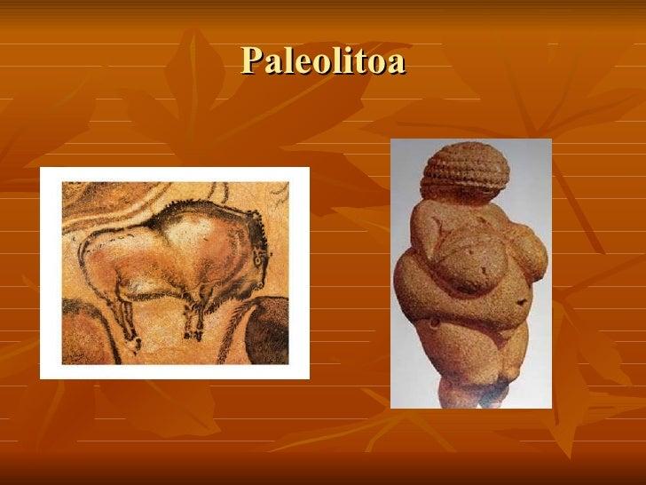 Paleolitoa