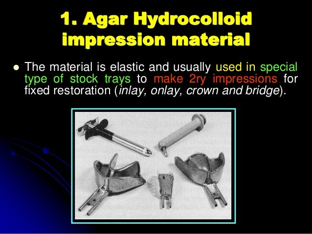 making an impression with irreversible hydrocolloid Which is an acceptable method for altering the setting time for alginate irreversible hydrocolloid impression material change the water temperature _is taken to produce a reproduction of the occlusal relationship of the maxillary and mandibular teeth when the mouth is incl.
