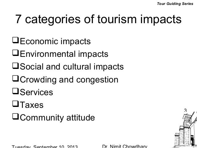impact of tourism on destination So in this context, we are going to examine the effects of tourism on the   become a major problem of environmental pollution in the passenger's  destination.