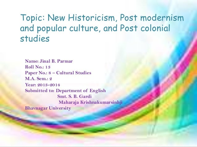 Name: Jinal B. Parmar Roll No.: 13 Paper No.: 8 – Cultural Studies M.A. Sem.: 2 Year: 2013-2014 Submitted to: Department o...