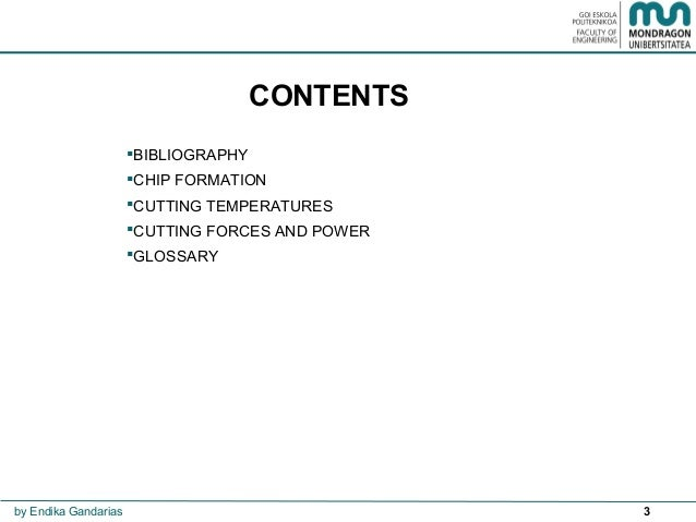 Machining fundamentals Slide 3