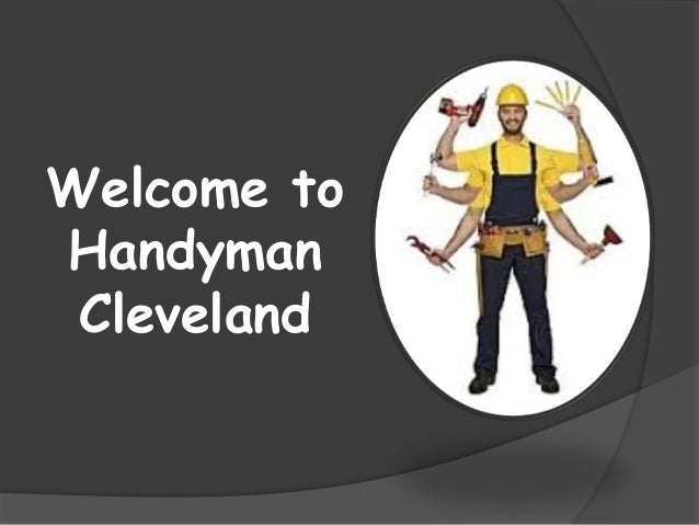 Welcome to Handyman Cleveland