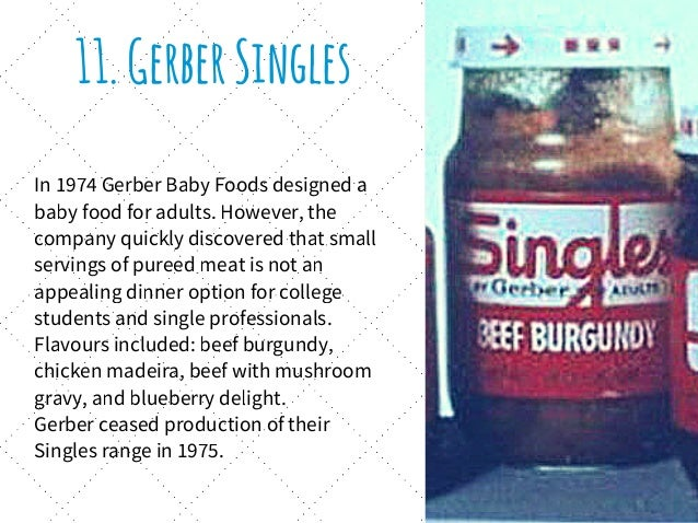 Product failure gerber singles DuetsBlog, Creativity & the Law, Winthrop & Weinstine Intellectual Property Attorneys