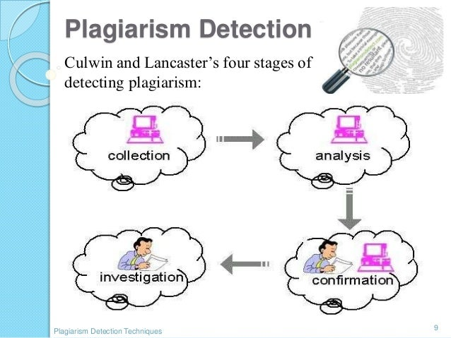 Dissertation plagiarism detection