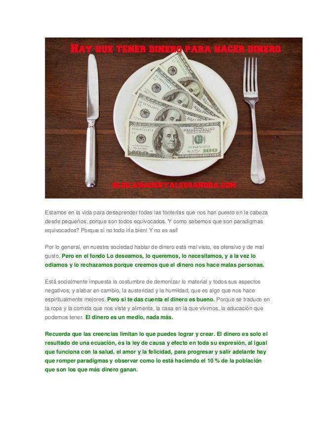 dinero engañando