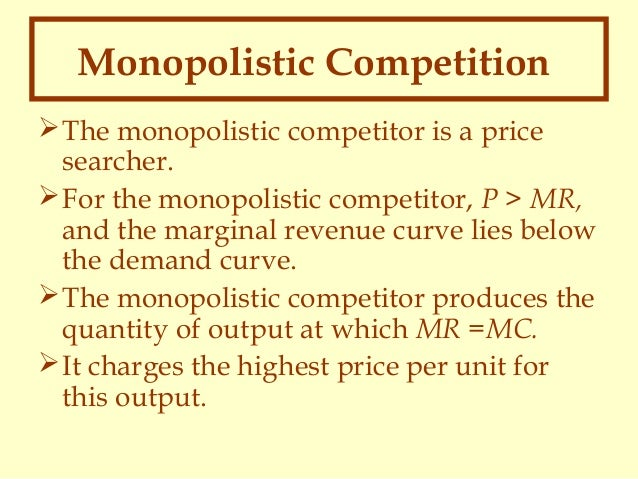the assumptions behind the model of a competitive industry in long run equilibrium Perfect competition - notes assumptions of the model companies in perfect competition in the long-run are both figure 1 equilibrium of the firm and industry.
