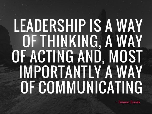 Image of: Sayings Leadership Slideshare 13 Motivational Leadership Quotes By Famous People Via annazubarev