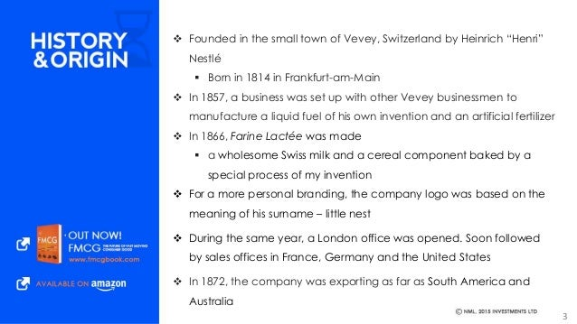 cross business synergies the nestle company Case study unilever  synergy effects during mergers  first years of the company business coincided with the great depression in 1930s.