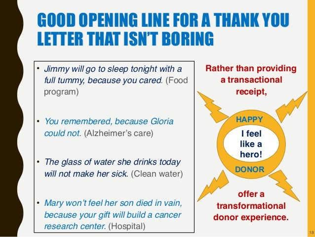 Nonprofit Thank You Mistakes To Avoid