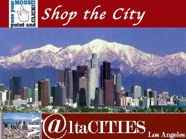 Shop the City
