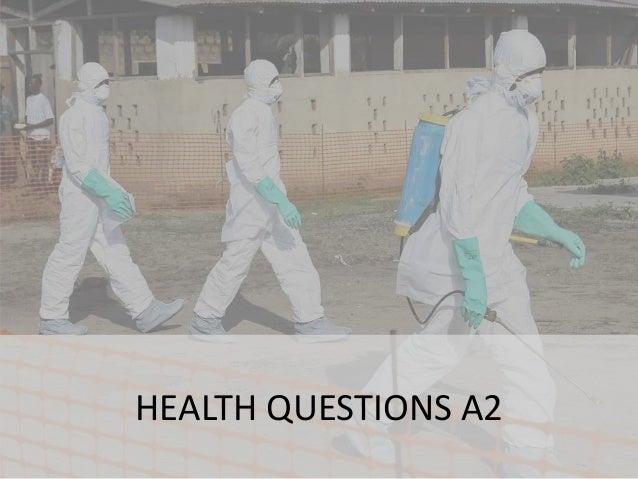 HEALTH QUESTIONS A2