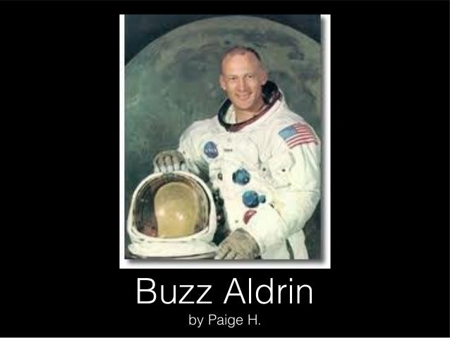 Buzz Aldrin   by Paige H.