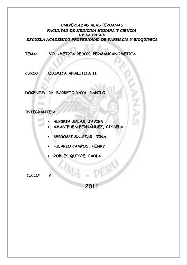 UNIVERSIDAD ALAS PERUANAS        FACULTAD DE MEDICINA HUMANA Y CIENCIA                     DE LA SALUDESCUELA ACADEMICO PR...