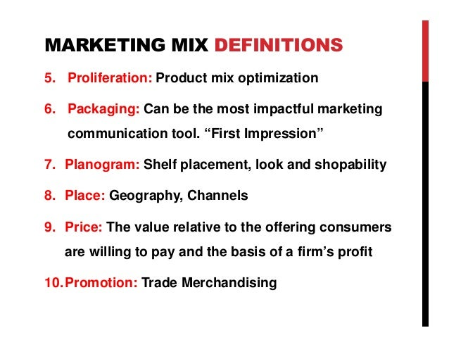 The 4 P's of Marketing Aren't Enough Anymore!