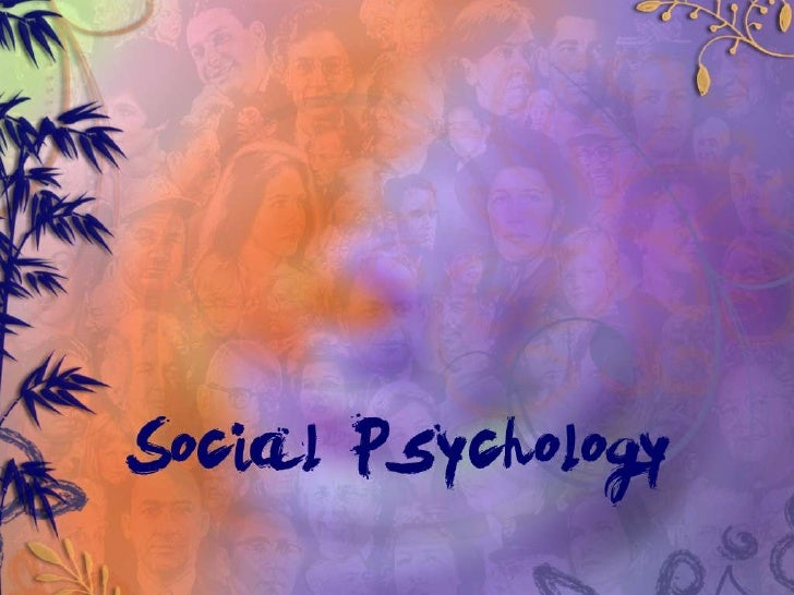 Learning Outcomes• Define social psychology.• Define attitude and discuss some factors that  shape it.• Define social perc...