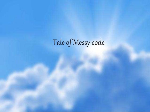 refactoring code by clean code rules Slide 2