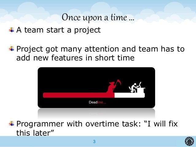 refactoring code by clean code rules Slide 3