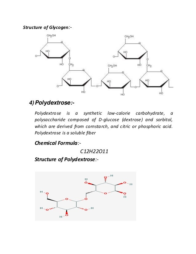 Polysaccharide and its types with chemical formula by ghulam mustafa chemical formula c24h42o21 3 publicscrutiny