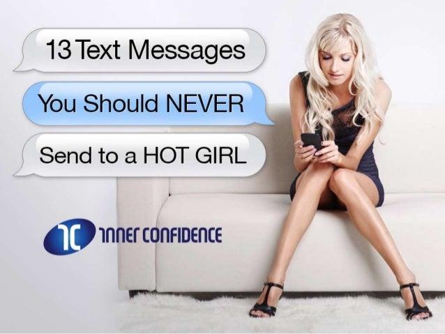 Texting chicks