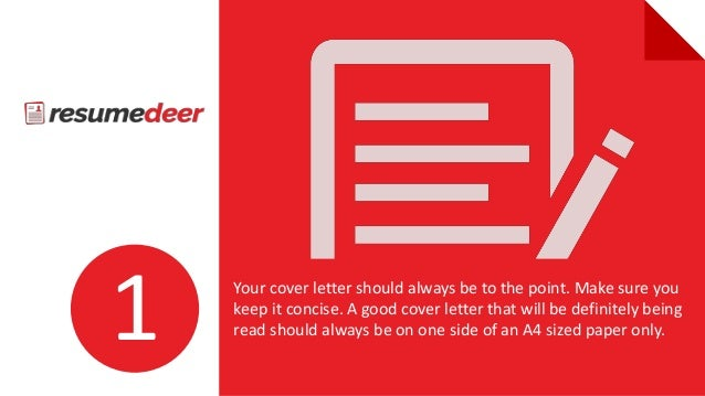 Tips For A Better Cover Letter 2