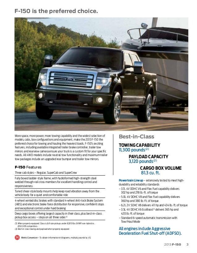 2013 ford towing guide louisville ford dealer. Black Bedroom Furniture Sets. Home Design Ideas