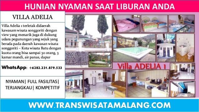Penginapan Murah Di Malang Hotel Songgoriti 6285259072426 AS