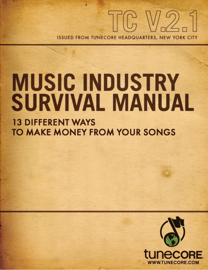 SONGWRITER (AKA MUSIC PUBLISHING)INCOME STREAMS In today's world your songs can generate money and royal-ties via the trad...