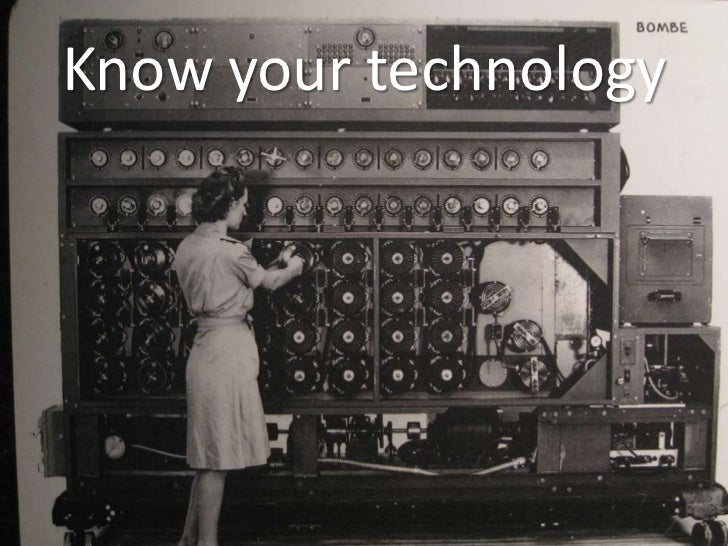 Plan for the technology to fail